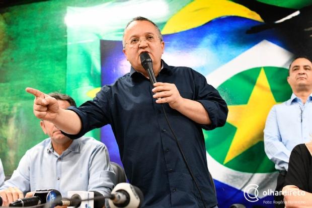 Taques nega convite a Max Russi ser vice-governador