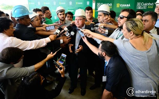 Maggi rechaça fusão do Mapa com Meio Ambiente e descarta permanecer em gestão Bolsonaro