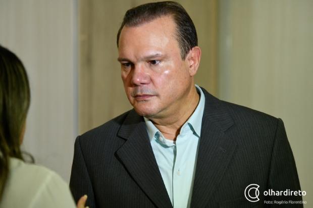 Assessoria jurídica de Fagundes recomenda que ele não vá a reuniões públicas