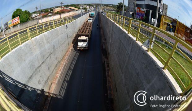 Governo deve acionar empresa na Justiça por problemas em obra de quase R$ 8 milhões