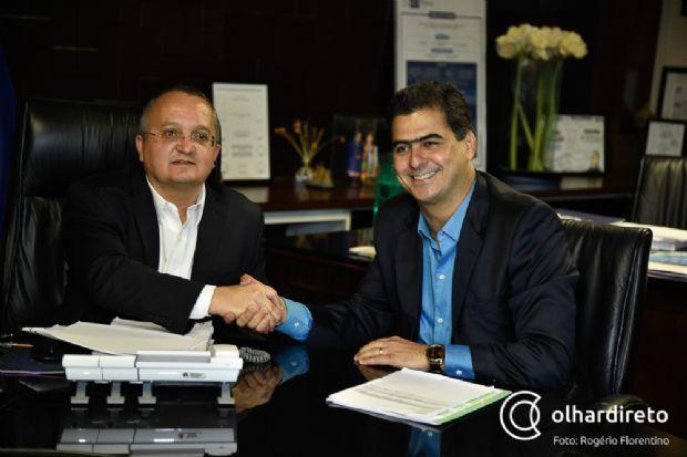 Documento garante pagamento de R$ 82 milhões para equipar novo Pronto-Socorro de Cuiabá