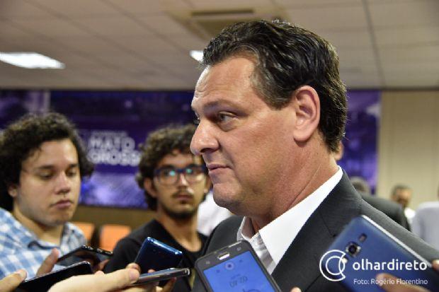 Presidente do PSD em Mato Grosso, Fávaro diz que delação de Joesley Batista é duvidosa