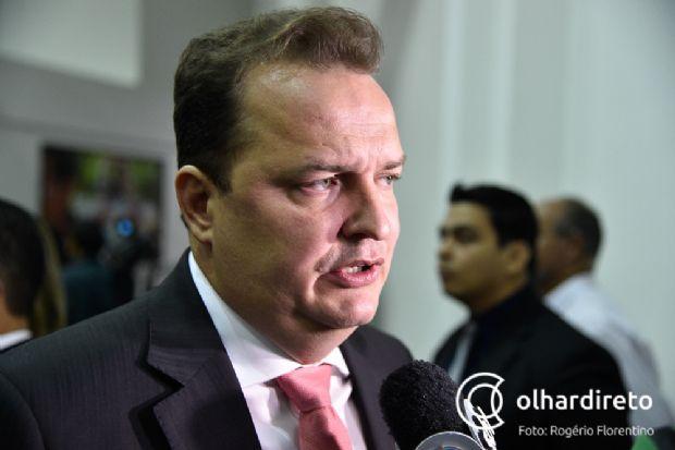 Max revela que governo de MT fez pagamento emergencial de R$ 10 mi para assegurar comida aos presos