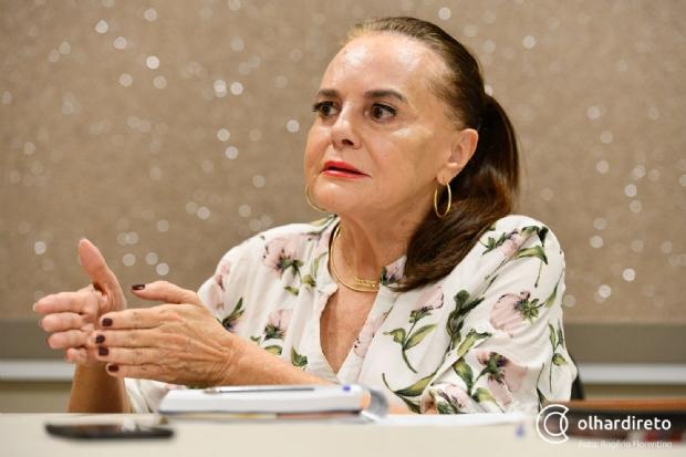 Serys concorda com permanência do PRB em grupo de Mauro Mendes e defende Sachetti na senatoria
