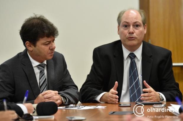 Mauro Curvo cita que governo Taques deve R$ 90 mi e MP não pode 'doar' para Fundo Fiscal