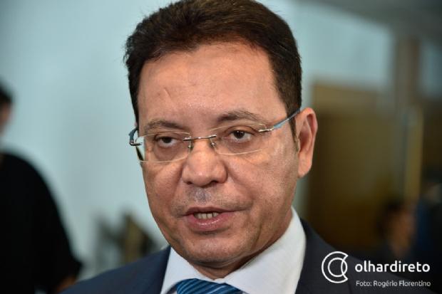 Botelho afirma que desistência de Maggi beneficia Pedro Taques e vê menor dificuldade em composição