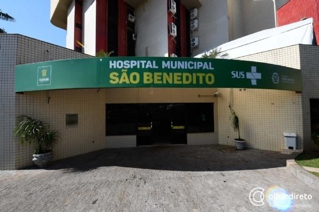 São Benedito possui 67,5% de leitos de Covid-19 ocupados e antigo Pronto-Socorro 51%
