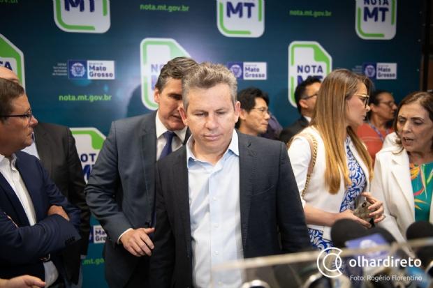 Mauro diz que antes de fazer reforma tributária, governo Bolsonaro precisa pagar FEX atrasado