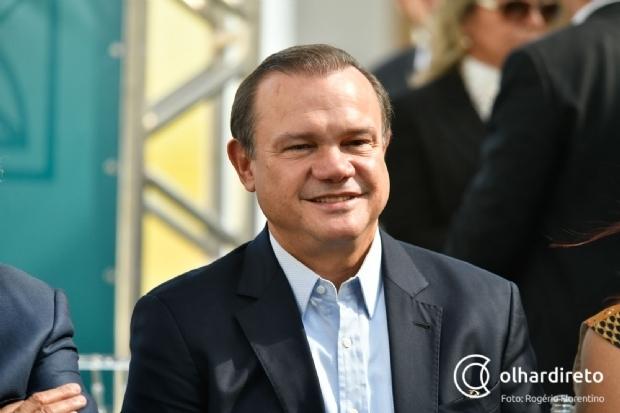 Wellington elogia gestão de Alcolumbre e diz que apoiará reeleição do presidente do Senado