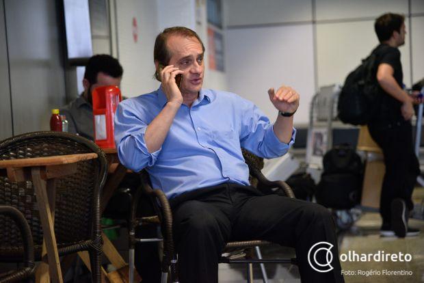 Wilson Santos afirma que a Seges é quem vai decidir o destino dos imóveis