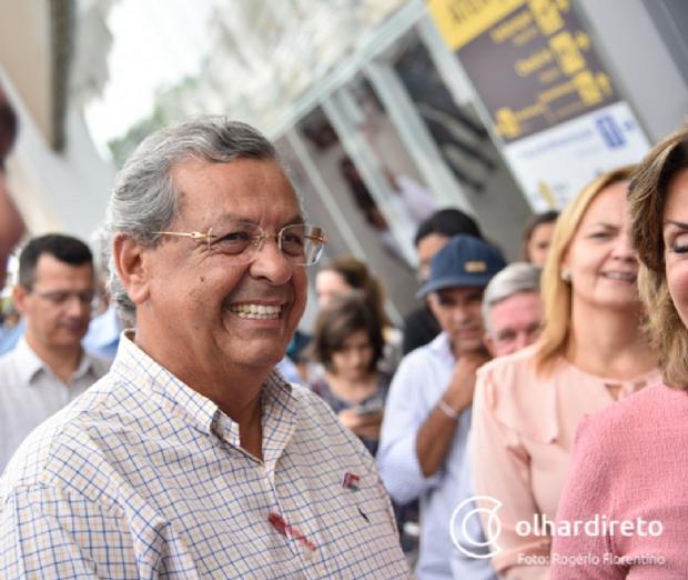 Oposição articula chapa com Mauro na cabeça; Jayme Campos e Zeca Viana para o Senado