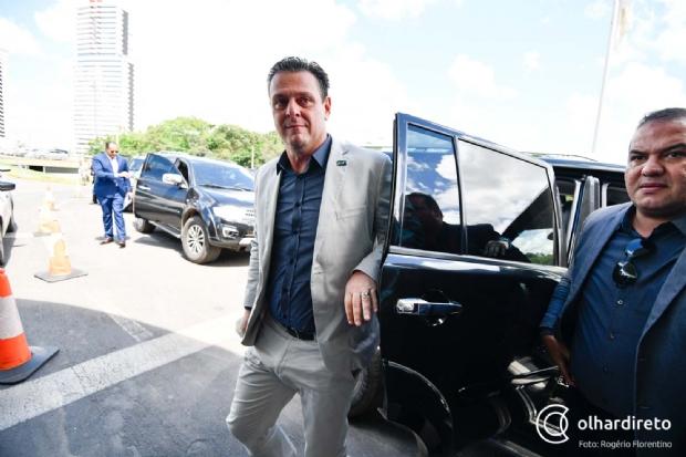 Tenho certeza que houve desvio do Fethab e eu não admito isso, critica Carlos Fávaro