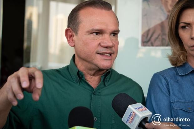 Fagundes promete regularizar auxílio fardamento e unificar unidades de fronteira