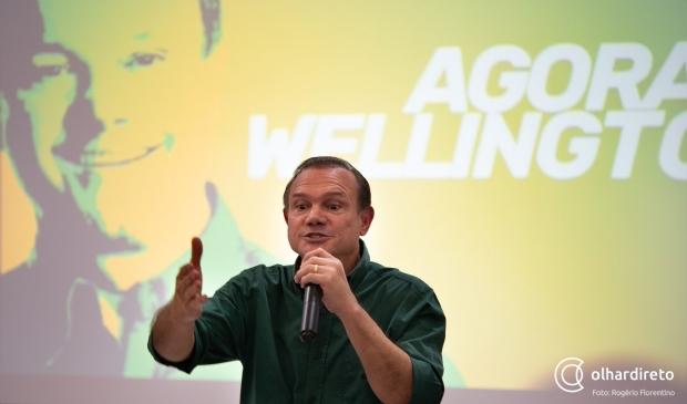 Wellington acusa Taques de não repassar verba da bancada federal para o novo pronto-socorro