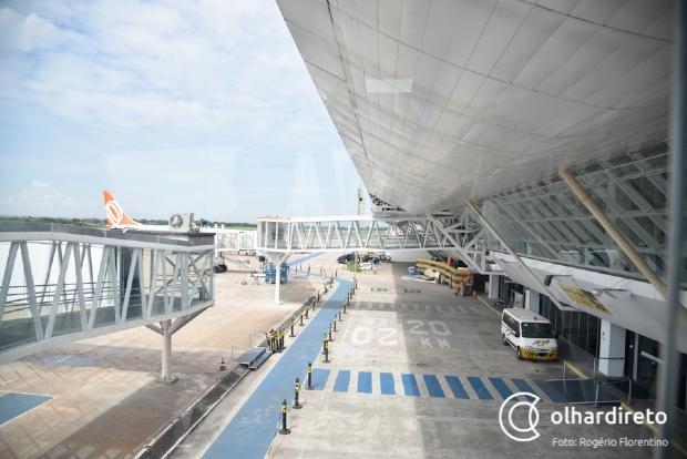 Aeroporto de Cuiabá ganhará nova pista de pouso e decolagem; saiba detalhes