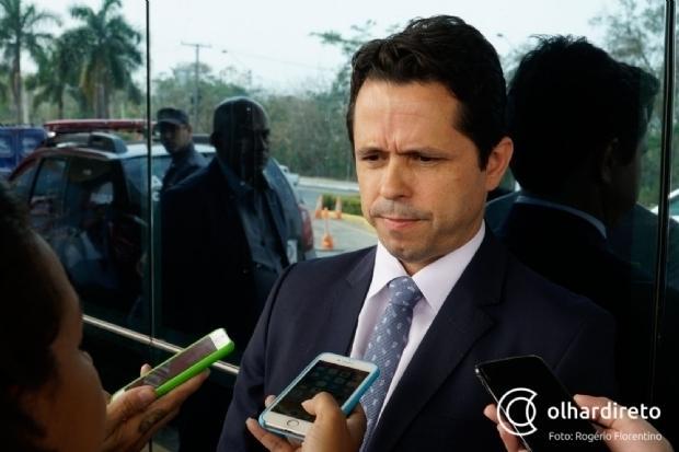 Delegado geral prevê concurso para investigadores e escrivães da Polícia Civil para breve em Mato Grosso
