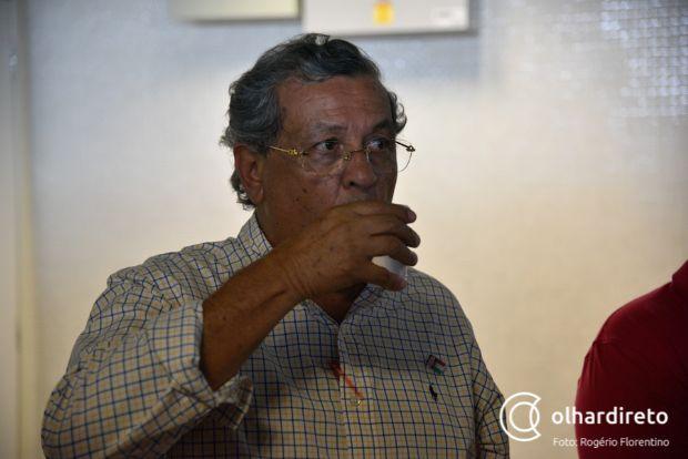 Jayme Campos estaria se preparando para disputar novamente o Senado por Mato Grosso