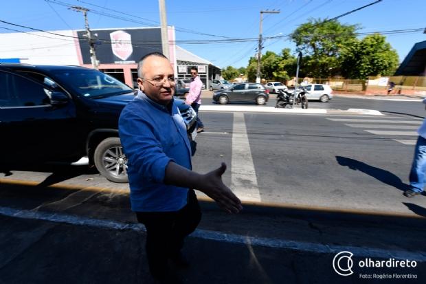 Taques garante que tem financiadores para reeleição, mas ainda aguarda viabilidade política