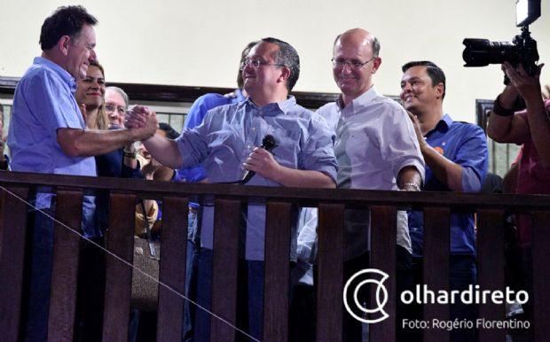 PSDB assegura que Taques é candidato à reeleição e que não existe
