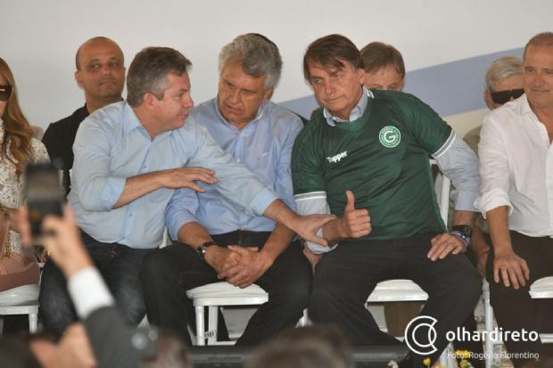Mendes aceita desafio de Bolsonaro, mas condiciona redução de ICMS do combustível ao pagamento do FEX