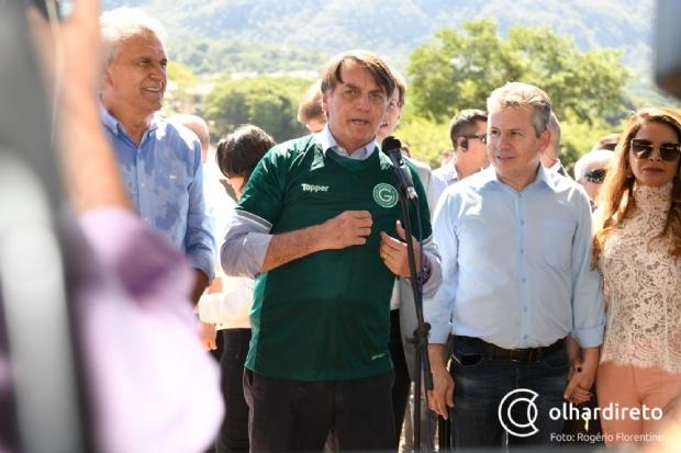 Mauro e outros governadores assinam nota pública contra atitudes de Bolsonaro