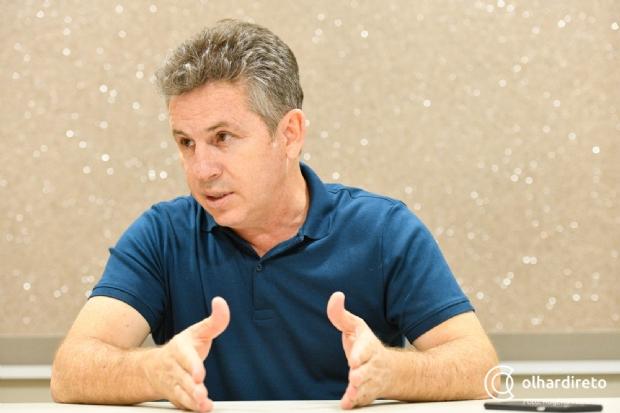 """Mauro diz que Silval """"merece surra"""" e garante que não irá evitar críticas por aliança com MDB"""