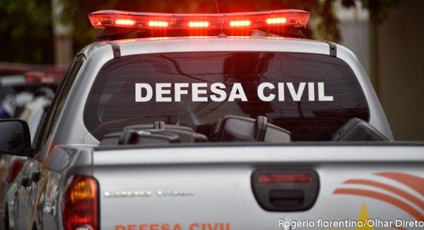 Defesa Civil interdita cinco imóveis com risco de desabamento na avenida Mato Grosso