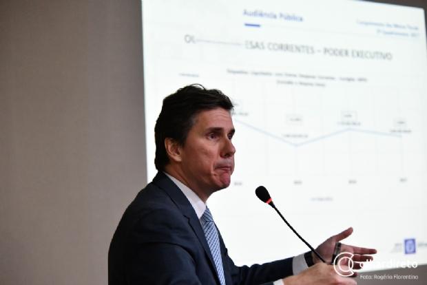 Taques designa ex-secretários de Mendes para compor comissão de transição