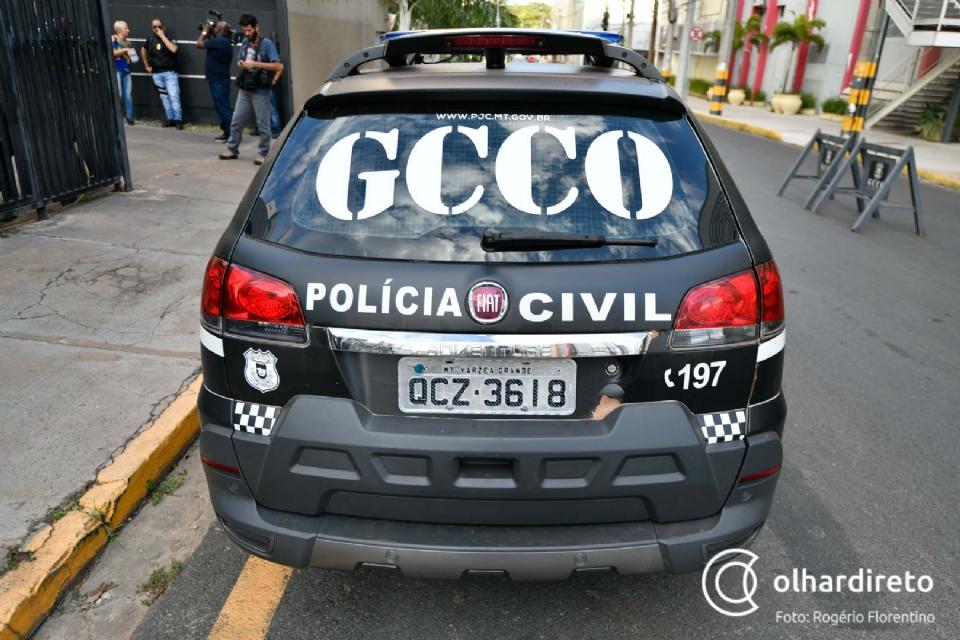 GCCO prende dois assaltantes do 'Novo Gangaço'