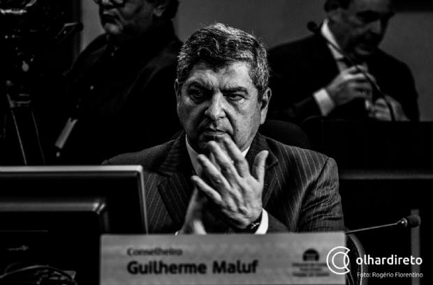 Maluf anuncia que irá cobrar no STJ julgamento de ação que afastou cinco conselheiros