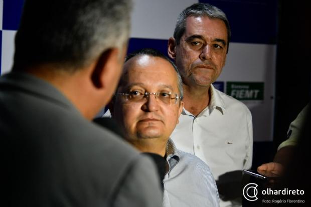 Pedro Taques perderia para Mendes e Wellington em eventual segundo turno