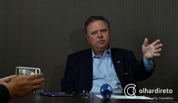 Blairo Maggi acredita que as investigações irão inocentá-lo, na operação Lava Jato