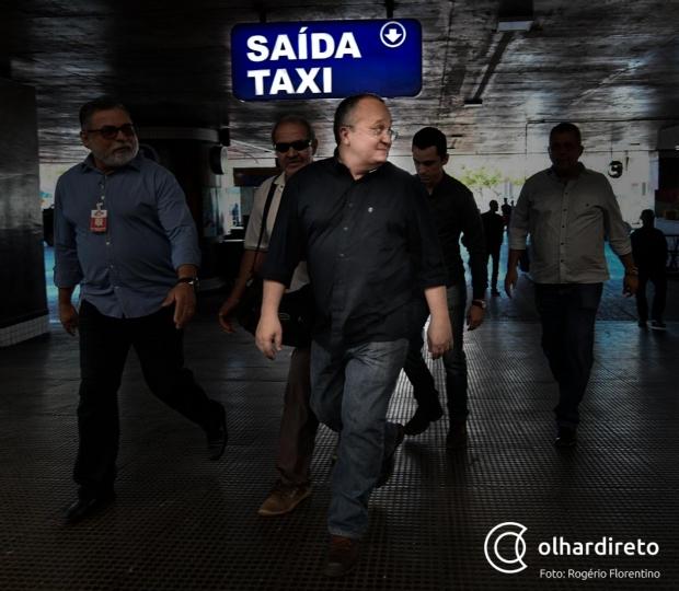 Em votos, Taques perde para abstenções e cinco candidatos ao Senado em MT