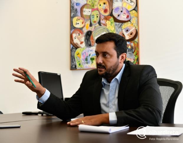 Kardec nega articulação do MDB para conduzi-lo à Cultura e garantir mandato a Romoaldo Júnior