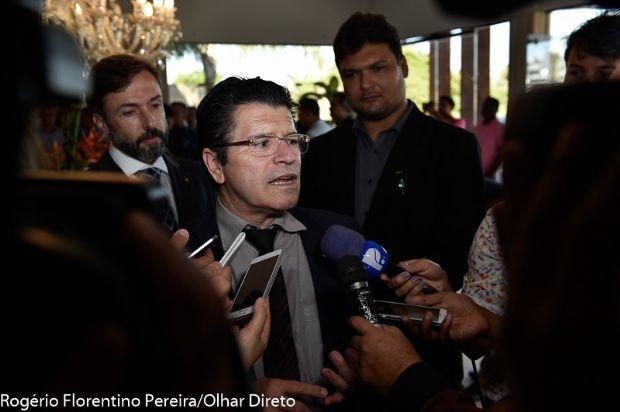 Galli diz que Fagundes terá de abrir mão do PC do B se quiser aliança com PSL