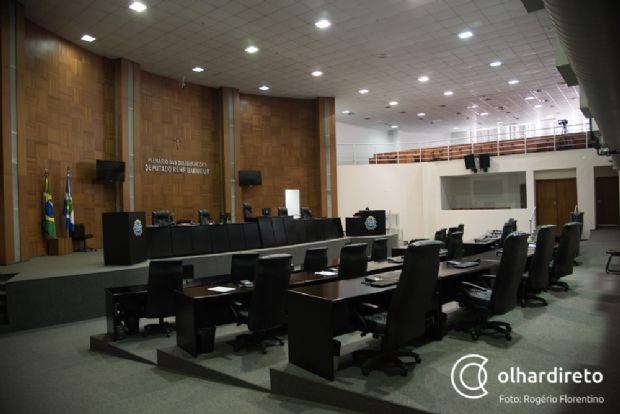 Deputado critica manobra de governistas e diz que AL não deve aprovar novas mensagens de Taques