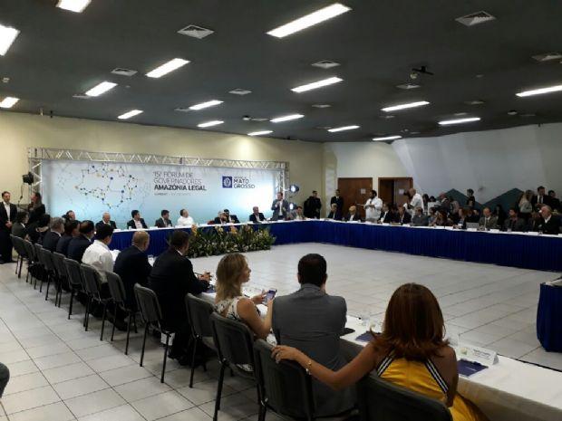 Estados da Amazônia Legal focam em exposição internacional e lutam por maior segurança na fronteira
