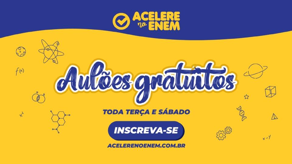 Preparativo gratuito para o Enem abre inscrições para mais de 5 mil alunos de Mato Grosso