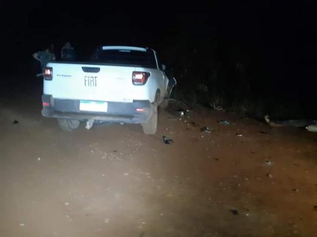 Dois homens morrem enquanto trocavam pneus em estrada vicinal de Mato Grosso