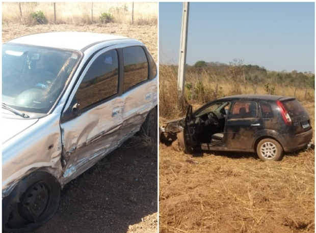 Motorista joga carro com família para fora da pista e evita tragédia na 'Estrada da Guia'