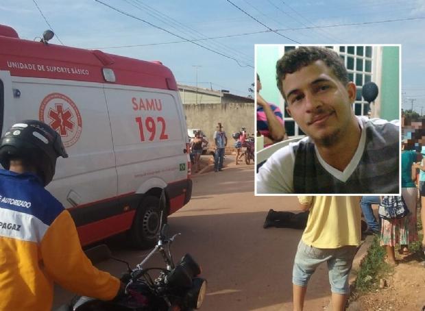 Após deixar filho em creche, vigilante colide motocicleta em carro e morre no PSM