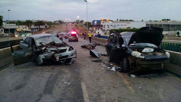 Polícia encaminha à Justiça inquérito de acidente que deixou quatro mortos na Fernando Corrêa