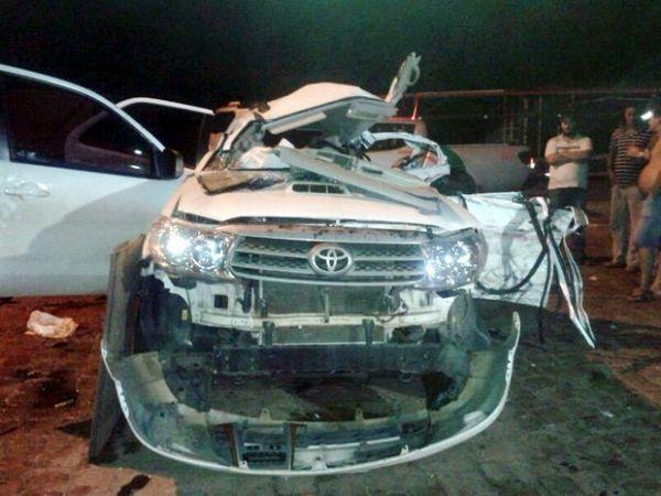 Criança de seis anos morre em acidente de trânsito na BR-364