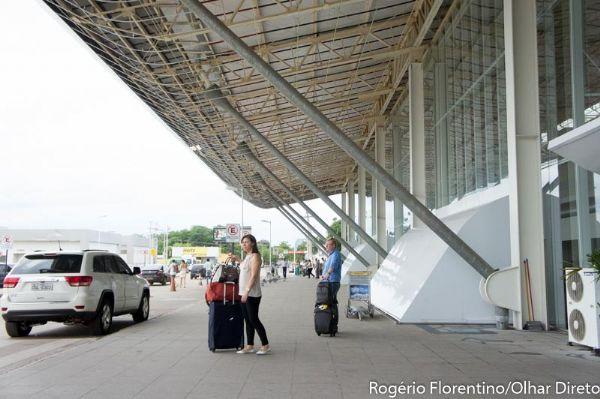 Infraero rescinde convênio e assume obras do Aeroporto de Cuiabá que tem apenas 77% de conclusão