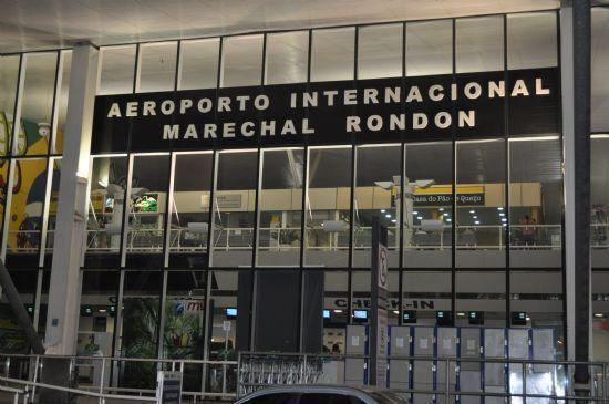 Aeroporto de Cuiabá deverá ser privatizado em 2015 pelo governo