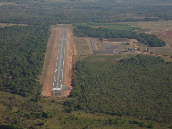 Aeroporto de Cáceres