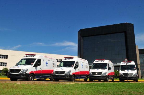 Governo e Assembleia Legislativa entregam primeiro lote de ambulâncias nesta quarta