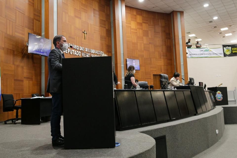 Líder do governo articula e PLDO é aprovada em primeira votação sem acréscimo de emendas