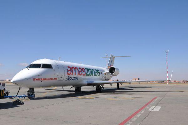 Empresa prevê volta de voo internacional à Cuiabá ainda no primeiro semestre