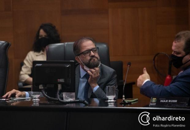 Paulo Araújo diz que tendência do PP é apoiar reeleição de Mauro ao governo em 22